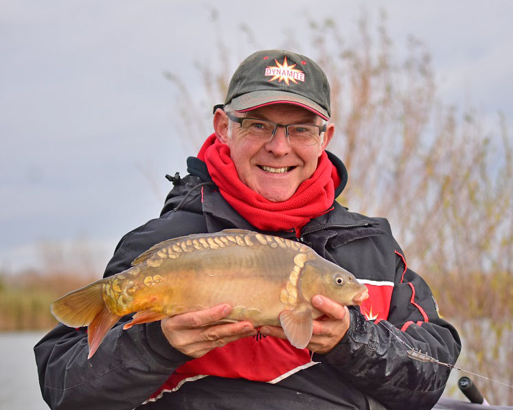 Mark cree what to put on the Method feeder in winter