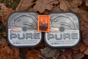 what tackle needed for pellet cone fishing