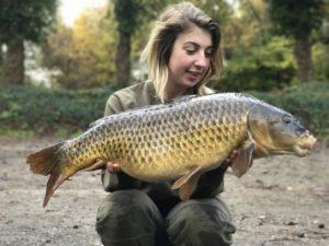 complex t caught carp