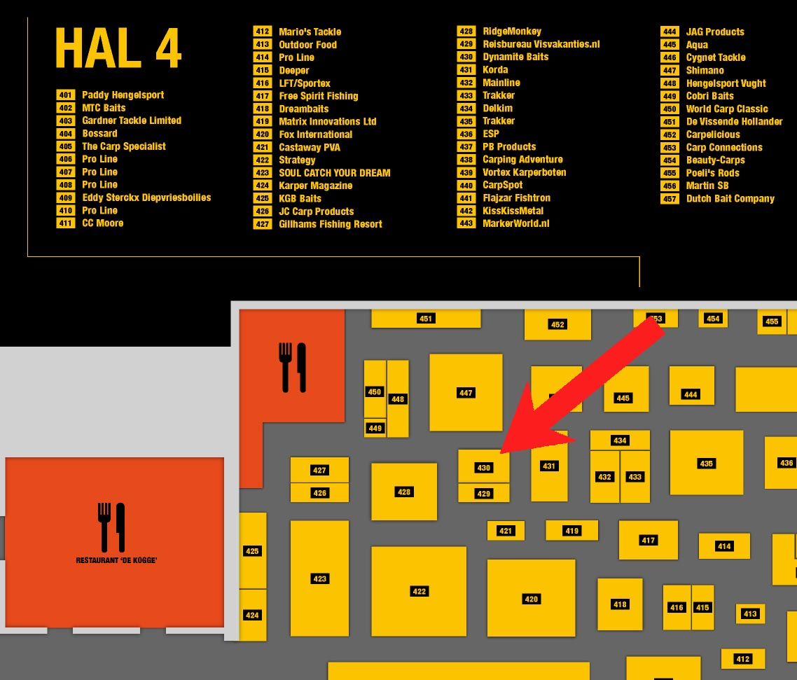 zwolle 2018 floor plan