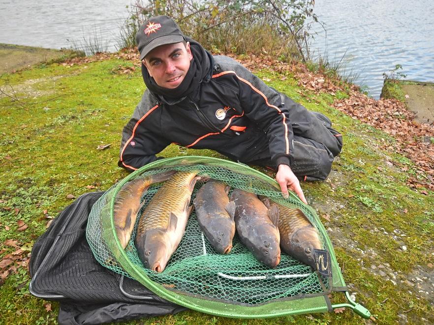 pellet cone fishing net of carp