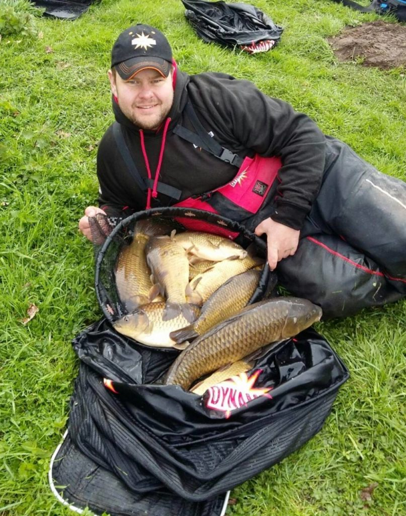 ben holmes fishing in the commercial national 2018